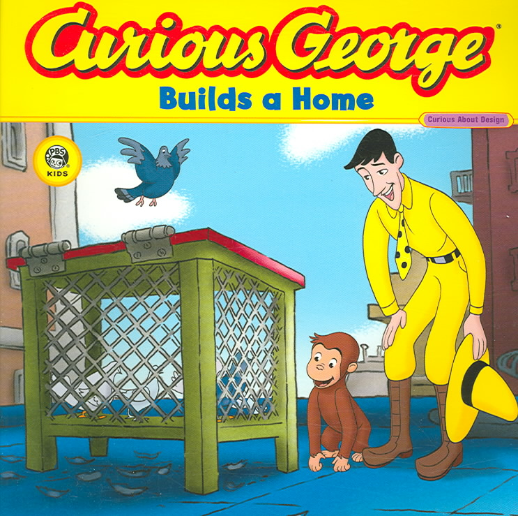 Curious George Builds a Home By Perez, Monica (ADP)/ Fallon, Joe